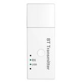 Auto USB Bluetooth 5.1 Adapter Empfänger Dual-Ausgang Aux USB Audio Adapter Bluetooth Stick Elicks E6