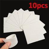 10 fogli occhio di bue spezzatino thinfire carta forno per la fusione del vetro