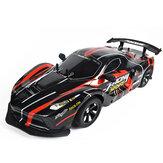 1:10 2.4G 4WD Drift Racing Car High Speed Off Road RC Car con lamplight 25KM / h per modello di veicoli RC