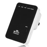 300Mbps Wireless N Mini Router AP Wifi Repeater Signal Range Amplifier 2.4GHz Booster US Plug Router Range Extender
