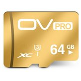 OV UHS-I U3 Storage Memory Card 3.0 Pro Class 10 64GB TF Card for iPhone Mobile Phone
