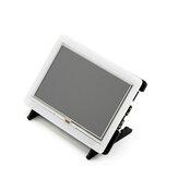 5インチHDMI LCD(B)800×480バイカラーケース付き抵抗膜方式タッチスクリーンで、虫歯のシステムをサポート