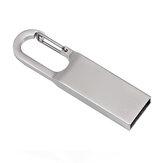 64GB Key Ring USB Flash Drive USB2.0 Memory Disk Pendriave 8G 16G 32G High Speed Metal Portable U Disk Thumb Drive