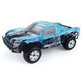 ZD Racing 9203 1/8 2.4G 4WD 80km/h Brushless RC Car 120A ESC Electric Short Course Truck RTR Toys