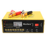 6V / 12V 140W 80AH Automático-proteja o carregador rápido Smart Intelligent Pulse Repair Tipo