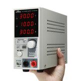 Topshak Professional 220V / 110V 0-30V 0-10A 300W Fonte de alimentação DC programável Display Fonte de alimentação regulada ajustável