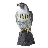 SimulaciónEagleCazaCeboPlásticoColgante Aves Scarer Plástico Aves Americano Falcon Decoraciones
