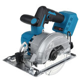 18V 125mm 10800r/min Brushless Cordless Rechargeable Electric Circular Saw Adapted To 18V Makita Battery