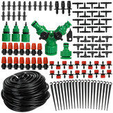5/10/15/25/30M Automatic Sprinkler DIY Garden Watering Micro Drip Irrigation System Hose Kits