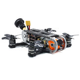 Geprc GEP-CX Cygnet 115mm 2 Inch RC FPV Racing Drone Establo F4 20A 48CH RunCam Split Mini 2 1080P HD