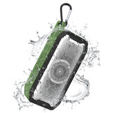 Bakeey X3 bluetooth Speaker Super Bass Stereo Surround Sound FM Radio TF Card Boombox AUX-In IPX7 Waterproof 1200mAh Portable Outdoor Soundbar with Mic