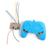Small Hammer 8T8J-PK 2.4G Iffrared Controller With Receiver