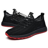 Hombres Malla Ligera Gym Zapatillas de tenis Sport Athletic Road Running Sneakers