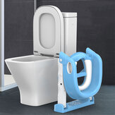 Foldable Baby Potty Toddler Kids Toilet Chair Portable Training Seat With Ladder