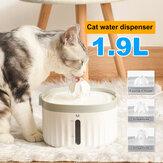 Dispensador de agua automático Bakeey Alimentación de agua silenciosa Circulación automática Bebedero para mascotas