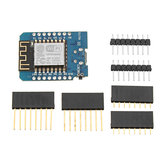 3Pcs Geekcreit D1 Mini V2.3.0 WIFI Internet Of Things Development Board Based ESP8266 ESP-12S 4MB FLASH