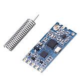 Geekcreit® HC-12 433MHz SI4463 Módulo de serie inalámbrico Transceptor inalámbrico Transmisión Tarjeta de datos de comunicación en serie Control remoto 1000M