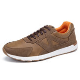 Men Classic Forrest Shoes Comfy Non Slip Lace Up Sports Casual Sneakers