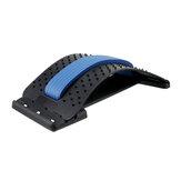 Dispositivo de alongamento lombar para maca de costas Easy Comfort Maca de apoio lombar maca de cabeça para baixo Massageador de costas de 3 níveis