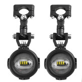 40W motorfiets LED Extra Fog Spot Light Safety Driving Lamp voor BMW R1200GS