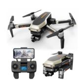 Funsky X1 Pro FPV WIFI 5G com câmera 4K de grande angular 2 eixos Mecânico Posicionamento de fluxo óptico de cardan de estabilização Quadricóptero RC
