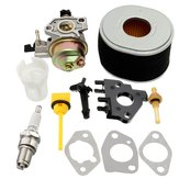 Carburetor Air Filter Oil Dipstick Kit for Honda Gx240 Gx270 8hp 9hp Engine