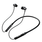 Lenovo HE05 Pro Bluetooth sem fio 5.0 Neckband Headphone Magnetic Waterproof Wired Control Fone de ouvido com HD Mic