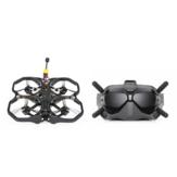 iFlight Protek35 HD 3,5 ίντσες 4S Cinewhoop FPV Racing Drone w / Caddx Air Unit + DJI Goggles V2 2.4GHz / 5.8Ghz
