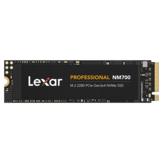 Lexar 1T Professional M.2 2280 NVMe SSD Solid State Drive PCIe Gen3x4 Disco de estado sólido interno 3D NAND LDPC 256G 512G NM700