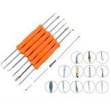 JAKEMY JM-Z01 6in1 Solder Assist Desoldering Tool Circuit Board Soldering Aids PCB Cleaning Kit