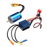 2838 Sensorless Wasserdicht Motor 3600 / 4500KV 35A ESC für 1/12 1/14 Autos