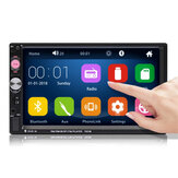 iMars 7023B 7 Inch 2 DIN Car MP5 Player Stereo Radio FM USB AUX HD bluetooth Touch Screen Support Rear Camera