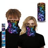 Galaxy Series-multifunktion Anti-sved støvbeskyttende ansigtsmaske tørklæde, Balaclava Bandana, Hovedbeklædning, Hovedindpakning, Halsbånd, Hovedbånd, Sports tørklæde, Tubular Hovedbeklædningsindpakning