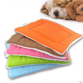 Pet Cat Puppy Dog Warm Kennel Mat Washable Pet Cushion Mat