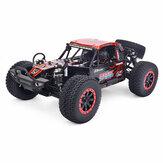 ZD Racing DBX 10 1/10 4WD 2.4G Desert Truck Cepillado RC Coche Modelos de vehículos todoterreno 55KM / H