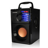 VAENSON A10 Altoparlante wireless portatile Bluetooth Colonna USB Riproduzione MP3 FM Radio Subwoofer stereo