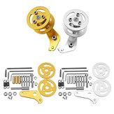 Argento / Oro destro Tipo Ammortizzatore Serbatoio Ruote portanti con accessori per appendere
