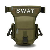 SWAT Hunting Multifunctional Tactical Multi-Purpose Bag Vest Waist Pouch Leg Utility Pack