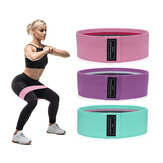3 Types Squat Resistance Band Yoga Stretch Band Training Pull Rope For Sports Pilates Hip Training Body Shaping