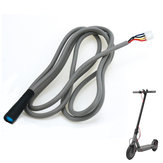 1.2m M365 Electric Scooter Power Adapter Charger Line bluetooth Board Cable