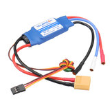 Volantex Easy-Plug 30A 2-4S Brushless ESC With XT60 Plug For 742-5 Phoenix RC Airplane