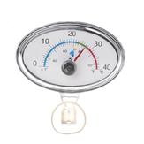 0-40 (° C) Elliptical Point'er Термометр Высокоточный Аквариум Термометр В реальном времени Дисплей Легко читаемый Термометр