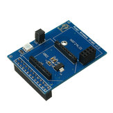 Wireless Shield Board for Raspberry Pi Support Zigbee-Xbee NRF24L01 NRF24L01+RFM12B-D DIY Part