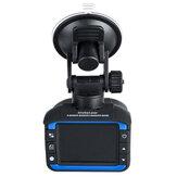 車のDVRドライビングレコーダーモバイルレーダー2In 1検出器デュアルボイスブロードキャスト早期警告楽器