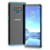 Bakeey placage clair transparent Soft TPU étui de protection pour Samsung Galaxy Note 9