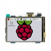 MPI3508 3,5-Zoll-USB-Touchscreen Real HD 1920 x 1080 LCD Display Für Raspberry Pi 3/2/B+ / B / A+