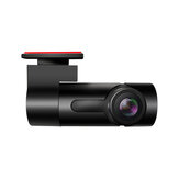 1080P HD WIFI Car DVR Hidden Mini Car Recorder Dash Cam Visão noturna App 140 graus Wide Angle