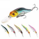 SeaKnightSK0221PC9g80mm0-1.5m Profondeur Minnow Fishing Lure BKK Hooks Fishing Hard Baits
