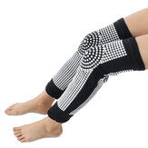 L/XL/XXL Pair Self Heating Knee Pads Magnetic Therapy Pain Relief Arthritis Brace Tourmaline