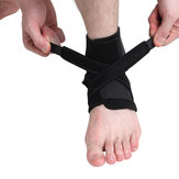 KALOAD 1 PC Ankle Support Ankle Foot Brace Elastic Compression Sport Bandage Fitness Exercise Protective Gear